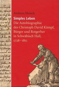 Heft 28 Maisch Simples Leben Schwaebisch Hall 2013 Titelblatt klein